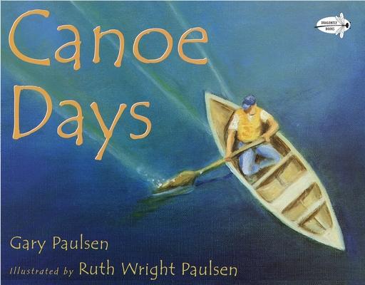 Canoe Days Cover Image