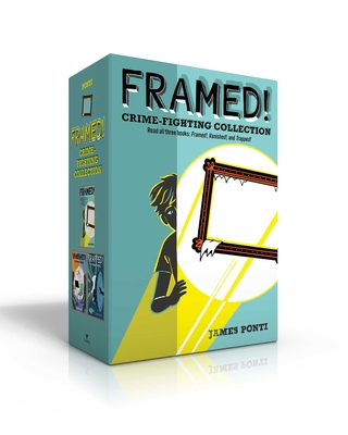 Framed! Crime-Fighting Collection: Framed!; Vanished!; Trapped! Cover Image
