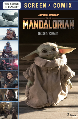 The Mandalorian: Season 1: Volume 1 (Star Wars) (Screen Comix) Cover Image