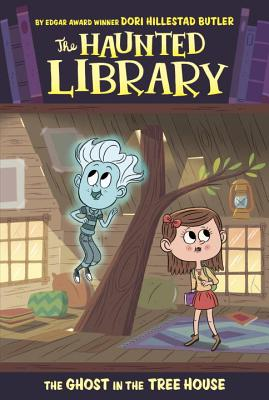 The Ghost in the Tree House #7 (The Haunted Library #7) Cover Image