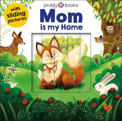 Sliding Pictures: Mom is my Home Cover Image
