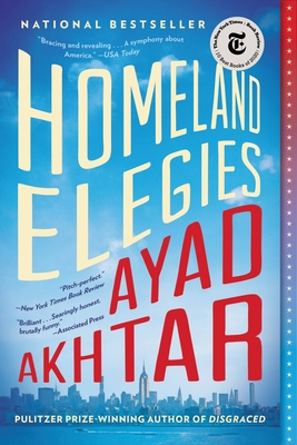 Homeland Elegies: A Novel Cover Image