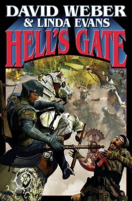 Hell's Gate (BOOK 1 in new MULTIVERSE series) (Multiverse Wars #1) Cover Image