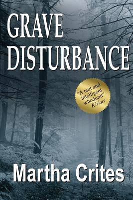 Grave Disturbance: A Pacific Northwest Mystery Cover Image