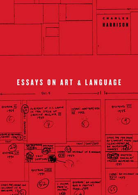 Cover for Essays on Art and Language (Writing Art)