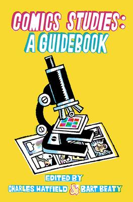 Comics Studies: A Guidebook Cover Image