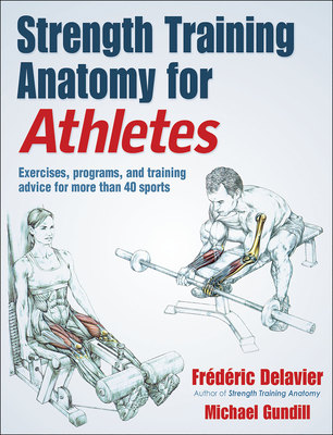 Strength Training Anatomy for Athletes Cover Image