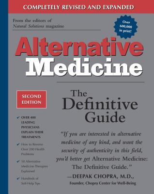 Alternative Medicine, Second Edition: The Definitive Guide Cover Image