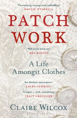 Patch Work: WINNER OF THE 2021 PEN ACKERLEY PRIZE Cover Image