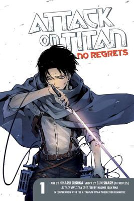 Attack on Titan: No Regrets 1 cover image