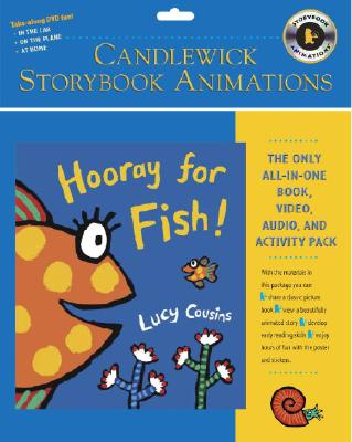 Hooray for Fish! [With Stickers and Interactive Poster and Hardcover Book] Cover