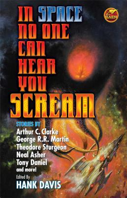 In Space No One Can Hear You Scream Cover Image