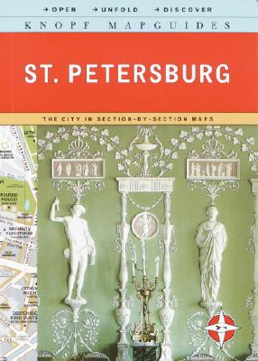 Knopf Mapguide St. Petersburg Cover Image