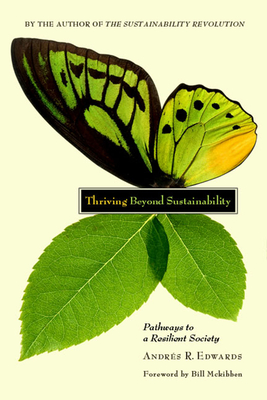 Thriving Beyond Sustainability Cover