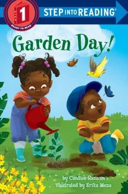 Garden Day! (Step into Reading) Cover Image