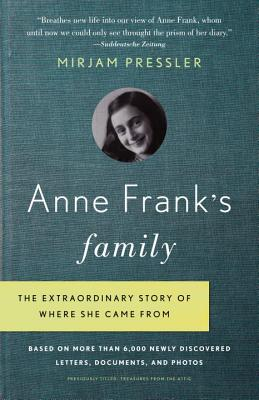 Anne Frank's Family Cover