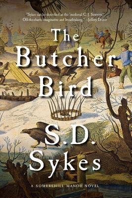 The Butcher Bird Cover