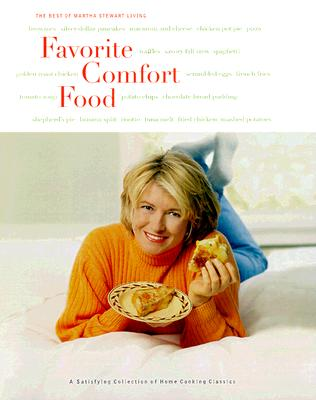 Favorite Comfort Food Cover