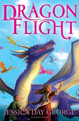 Dragon Flight Cover Image