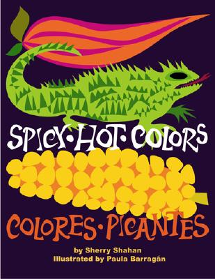 Spicy Hot Colors Cover
