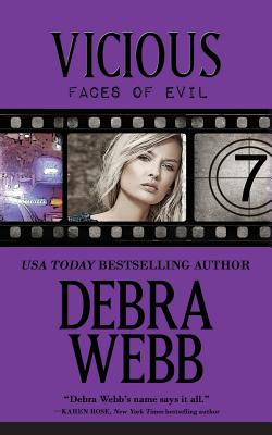Vicious: The Faces of Evil Series: Book 7 Cover Image