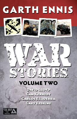War Stories Volume 2 cover image
