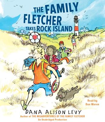 The Family Fletcher Takes Rock Island (Family Fletcher Series) Cover Image