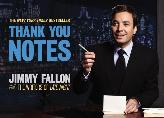 Thank You Notes Cover Image