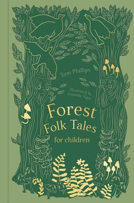 Forest Folk Tales for Children Cover Image