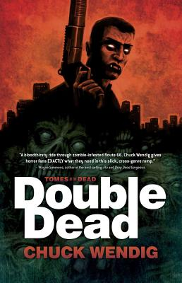 Double Dead (Tomes of the Dead #1) Cover Image