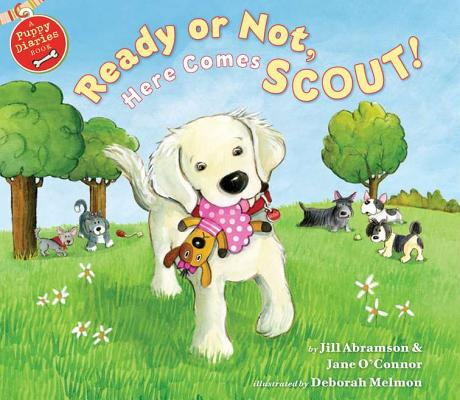Ready or Not, Here Comes Scout! Cover Image