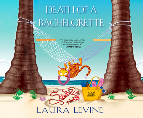 Death of a Bachelorette (Jaine Austen Mysteries #15) Cover Image