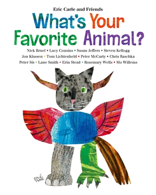 What's Your Favorite Animal? Cover