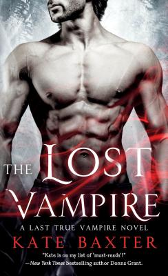 The Lost Vampire Cover Image
