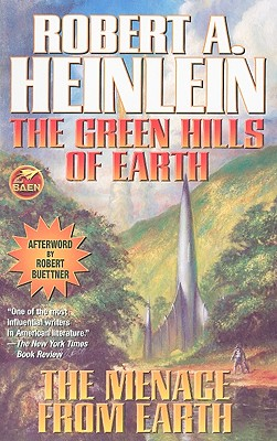The Green Hills of Earth and The Menace from Earth Cover Image