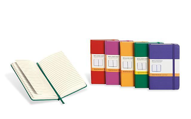 Moleskine Classic Notebook, Pocket, Plain, Magenta, Hard Cover (3.5 x 5.5) (Classic Notebooks) Cover Image