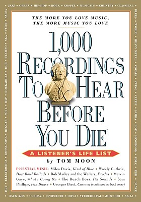 Cover for 1,000 Recordings to Hear Before You Die