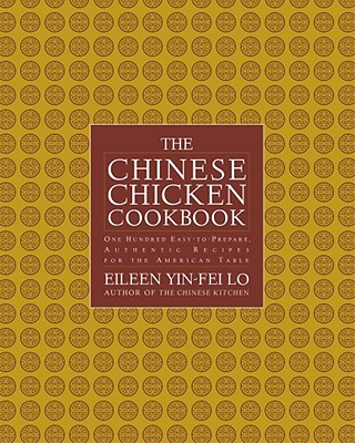The Chinese Chicken Cookbook Cover