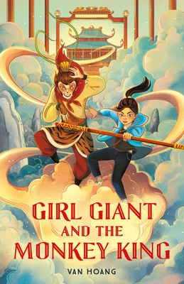 Girl Giant and the Monkey King Cover Image