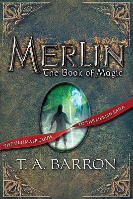 The Book of Magic: Book 12 (Merlin Saga #12) Cover Image