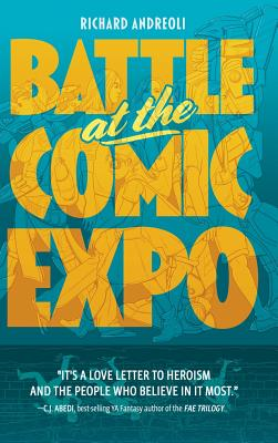 Battle at the Comic Expo Cover Image