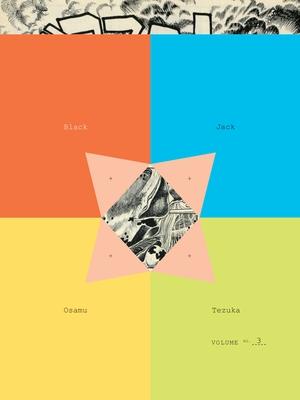 Black Jack, Volume 3 Cover
