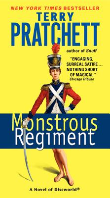 Monstrous Regiment Cover Image