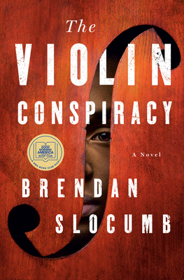 The Violin Conspiracy Cover Image