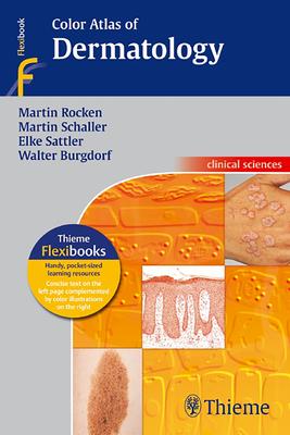 Color Atlas of Dermatology (Thieme Flexibooks) Cover Image