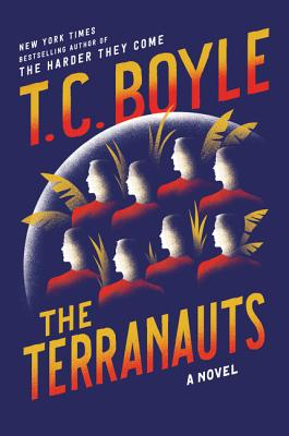 The Terranauts: A Novel Cover Image