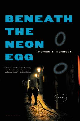 Beneath the Neon Egg Cover