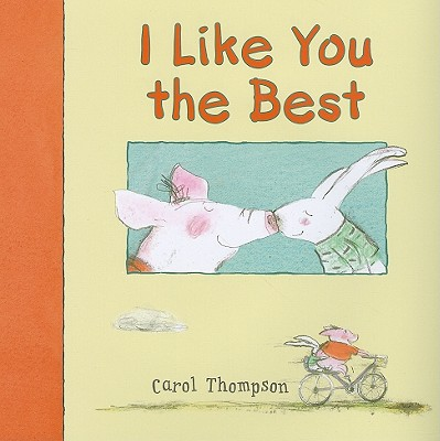 I Like You the Best Cover
