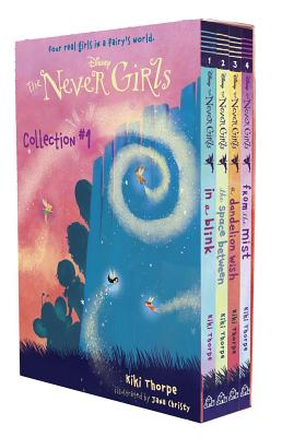 The Never Girls Collection #1 (Disney: The Never Girls): Books 1-4 Cover Image