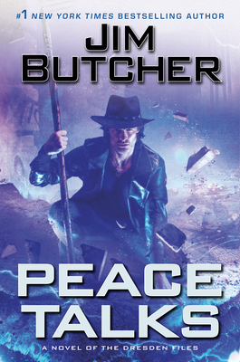 Peace Talks (Dresden Files #16) Cover Image